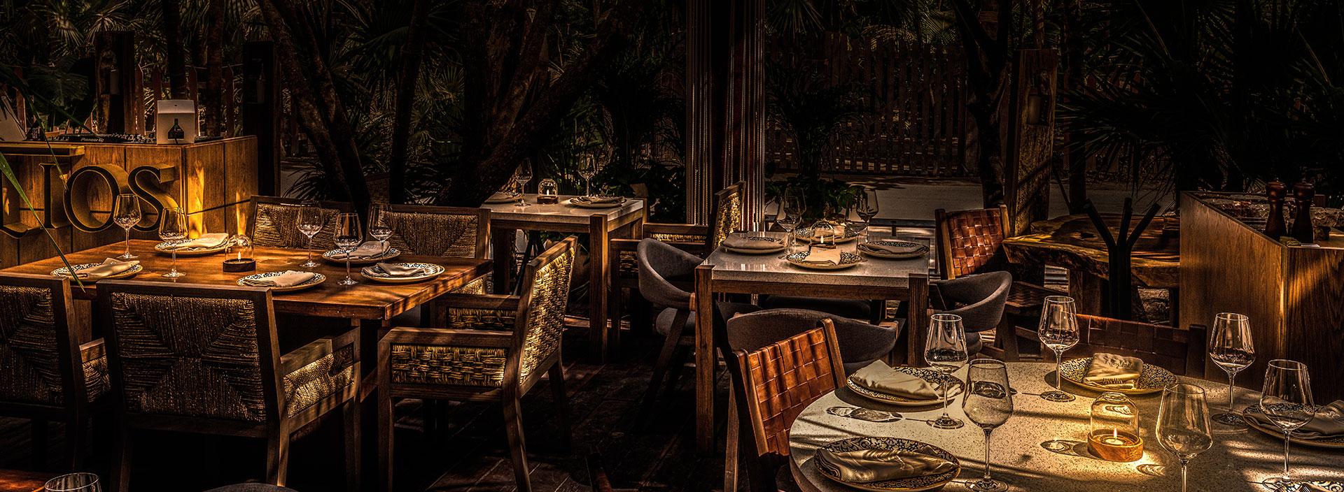 Greek Restaurant Tulum