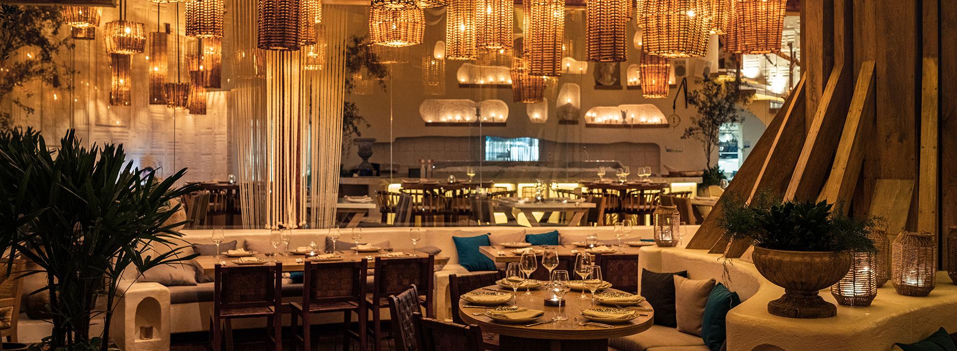 Ilios Greek Restaurant In Cancun
