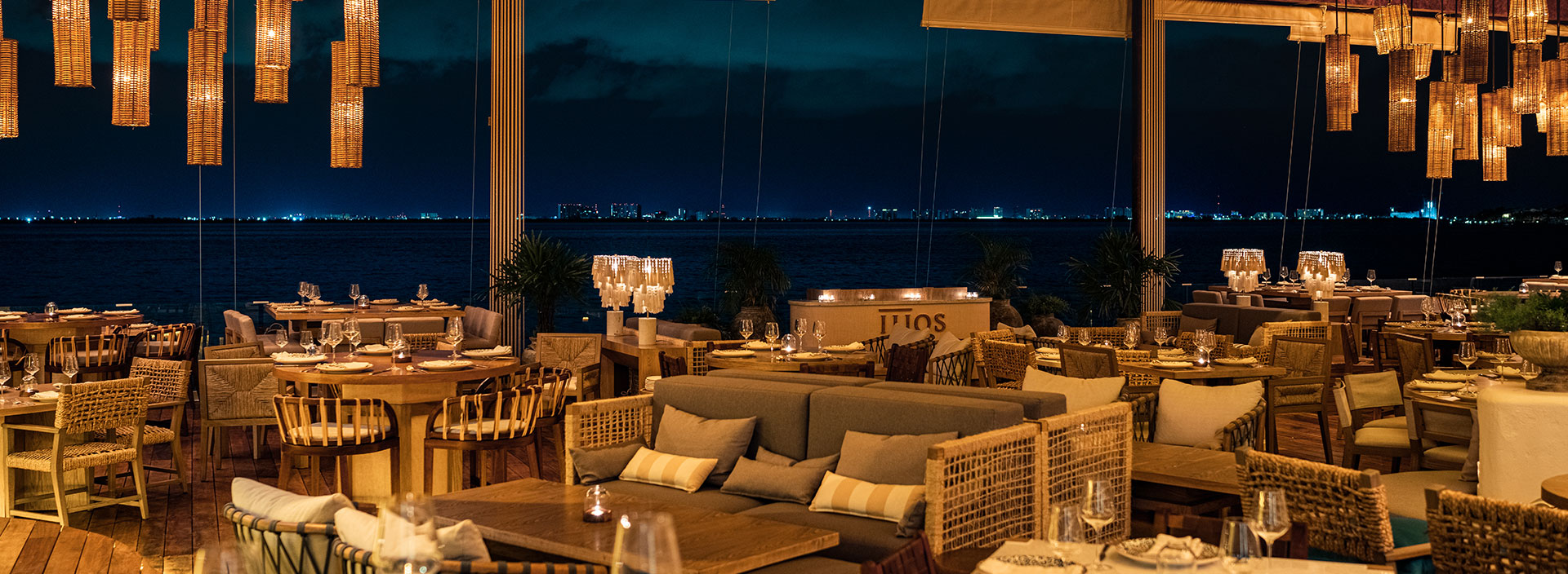 Ilios Restaurant Greek Cancun